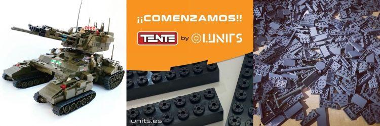 Tente Iunits 0821 05