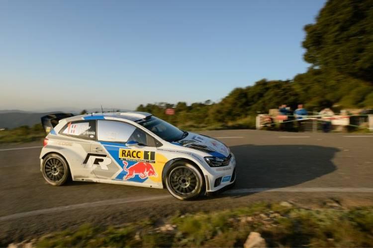 Ogier e Ingrassia se proclaman bicampeones del WRC en el Rally de Cataluña