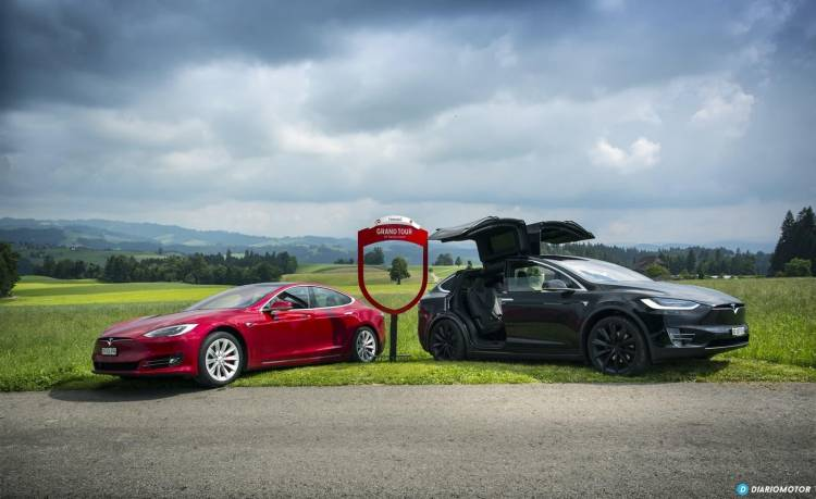 Tesla Gran Ruta Suiza 0718 018