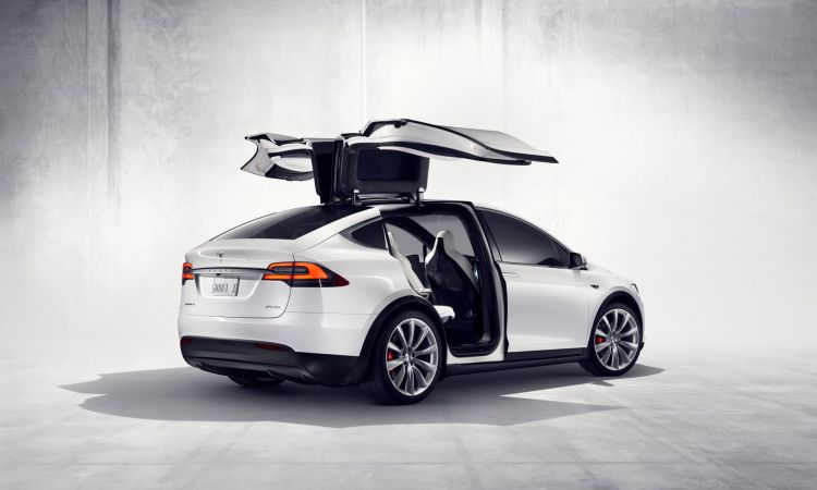 Tesla Inventario Model X