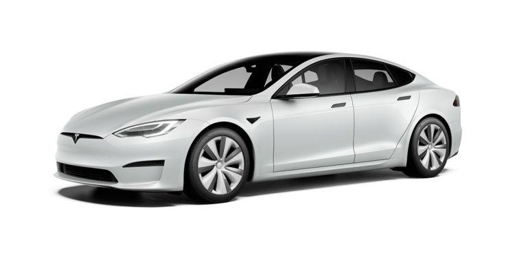 Tesla Model S 2021 Exterior Blanco 001