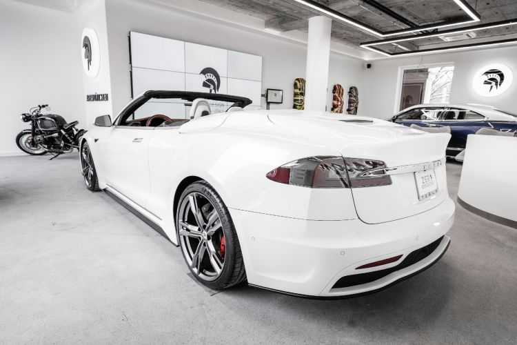 Tesla Model S Cabrio Ares Design 02