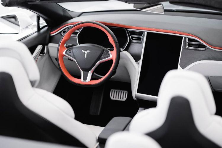 Tesla Model S Cabrio Ares Design 04