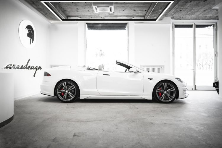 Tesla Model S Cabrio Ares Design 09
