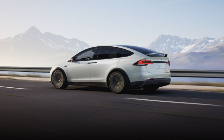 Tesla Model X 2021 Blanco 01