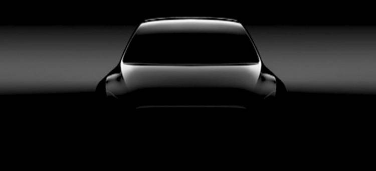 Tesla Model Y Adelanto