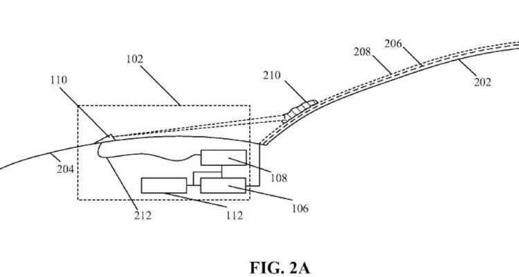 Tesla Patente Laser Limpiaparabrisas 2