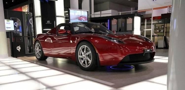 eCoupled Tesla Roadster