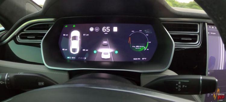 Tesla Recarga Remolque