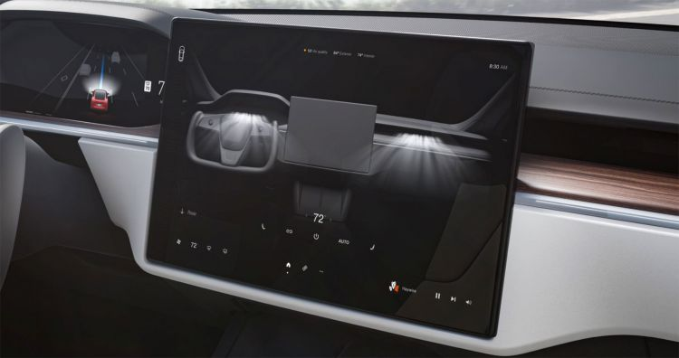 Tesla Volante Model S 2021 02