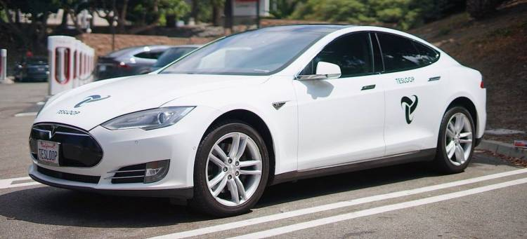 Tesloop Model S P
