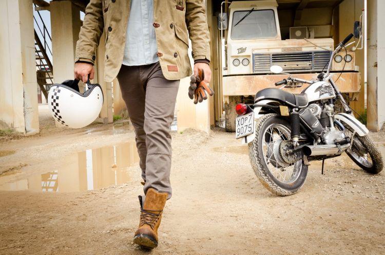 Tipos Clases Carnet Moto Equipacion Moto