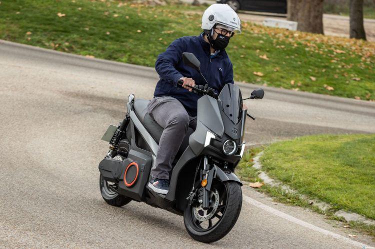 Toma Contacto Seat Mo Escooter 125   09