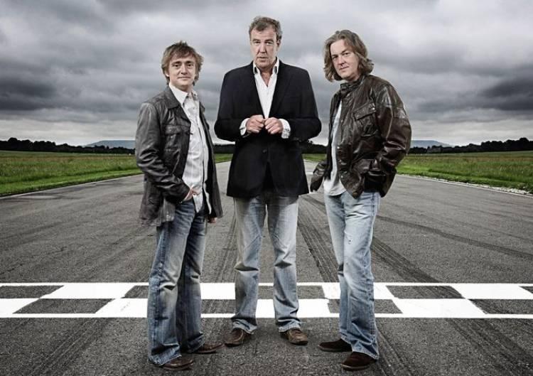 Top Gear la vuelve a liar y se ven obligados a abandonar Argentina