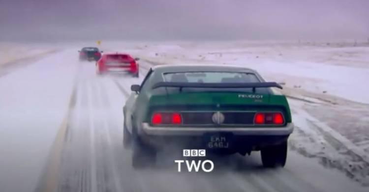 Top Gear Especial Patagonia