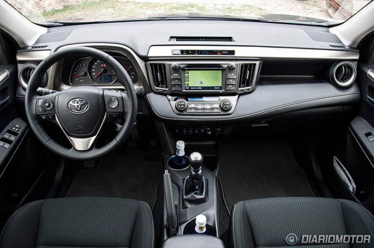Presentación del Toyota RAV4