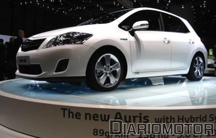 Toyota Auris HSD / Híbrido en Ginebra