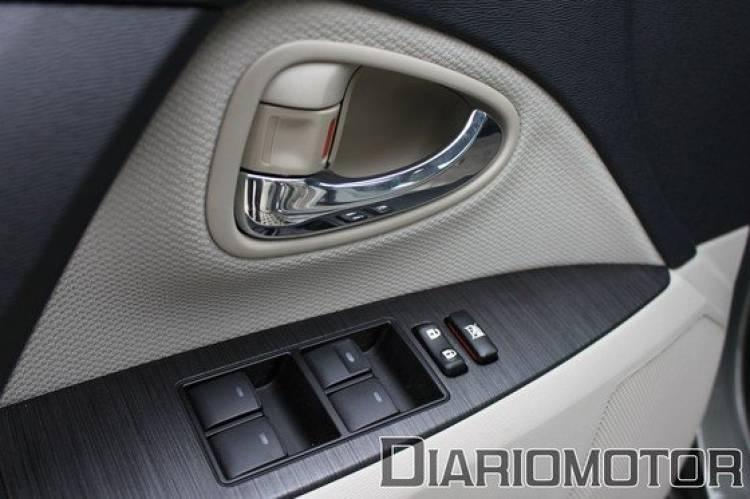 Toyota Avensis 1.8 VVT-i Advance, a prueba (I)