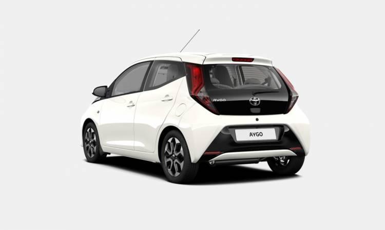 Toyota Aygo Oferta 2019 2