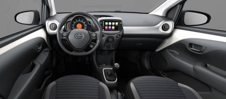 Toyota Aygo Oferta 2019 4