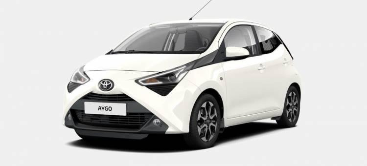 Toyota Aygo Oferta 2019