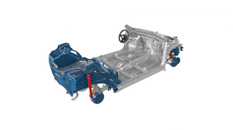 Toyota Aygo Sucesor Plataforma Tnga B 0221 004