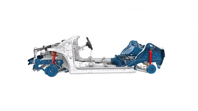 Toyota Aygo Sucesor Plataforma Tnga B 0221 006