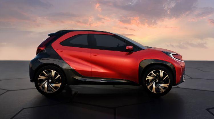 Toyota Aygo X Prologue 2021 0321 003