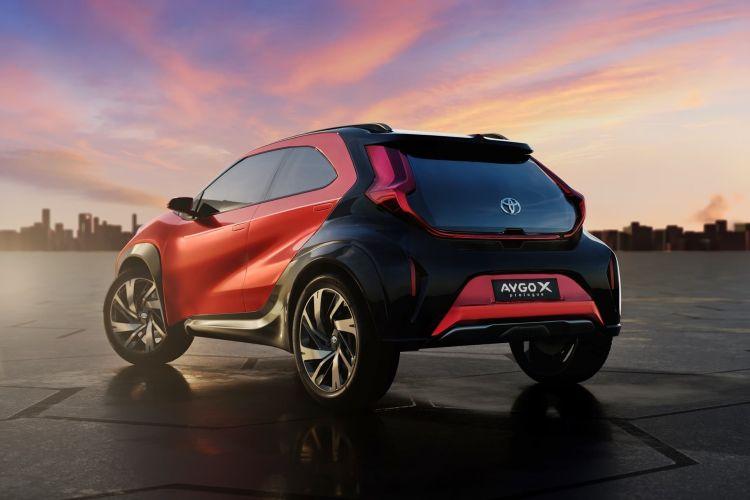 Toyota Aygo X Prologue 2021 0321 007