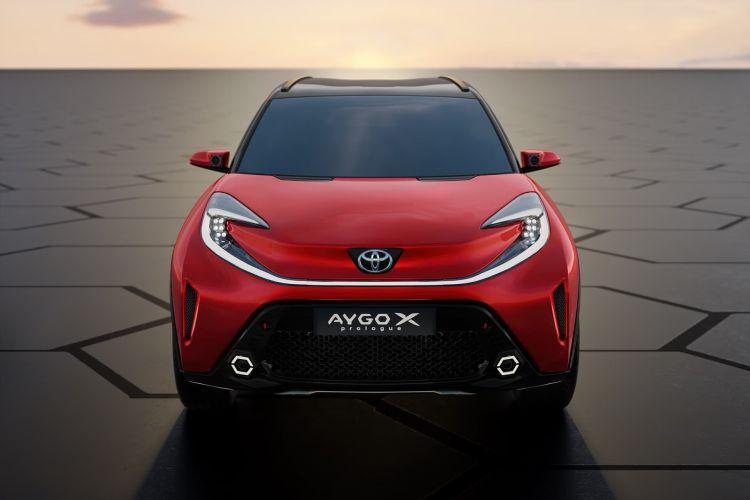 Toyota Aygo X Prologue 2021 0321 018