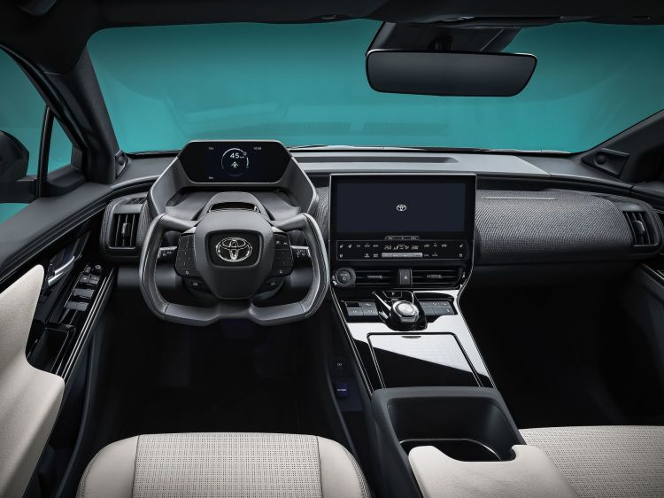 Toyota Bz4x Concept 1