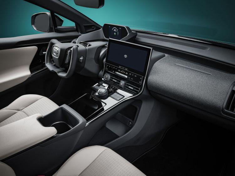 Toyota Bz4x Concept 2