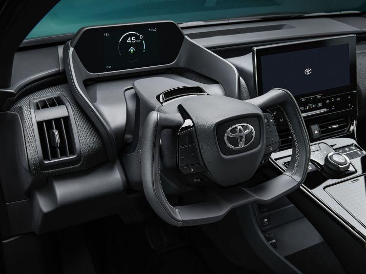 Toyota Bz4x Concept 5