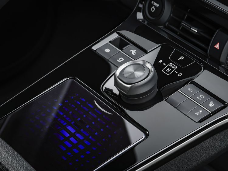 Toyota Bz4x Concept 6