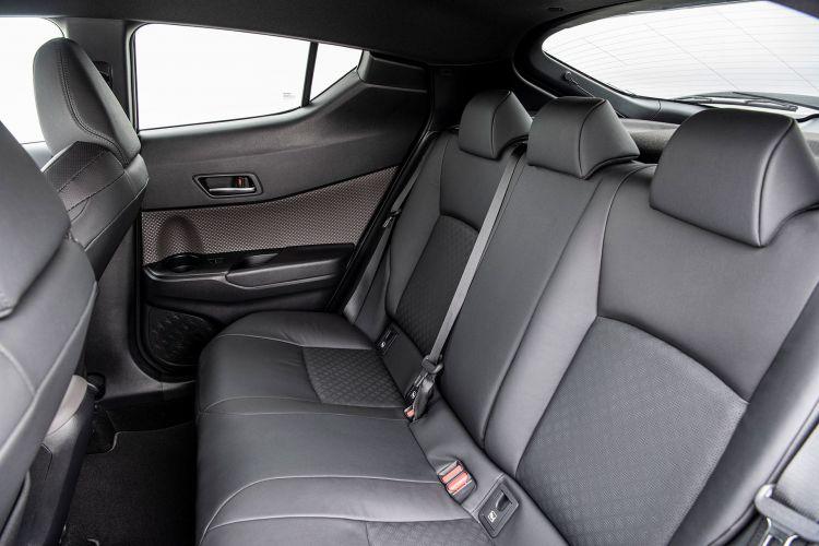 Toyota C Hr 2020 Interior 20
