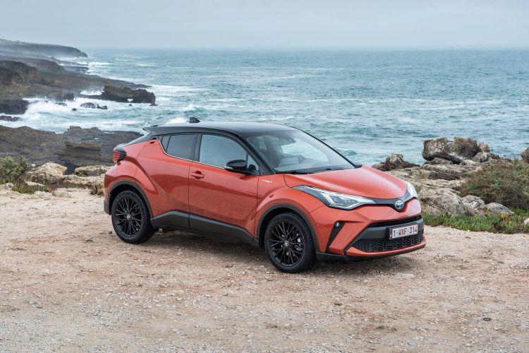 Toyota C Hr 2020 Naranja 20