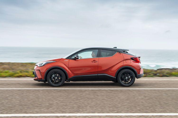 Toyota C Hr 2020 Naranja Movimiento 29