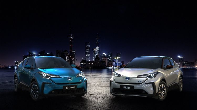Toyota C Hr Ev 2019 1