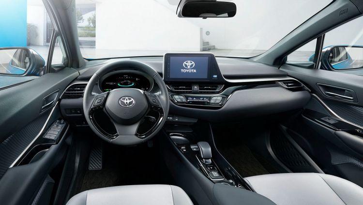 Toyota C Hr Ev 2019 3