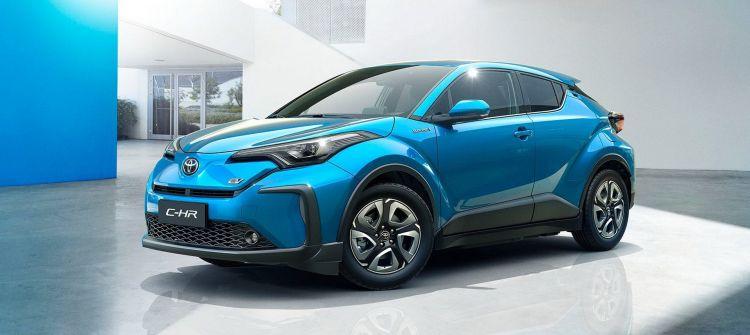 Toyota C Hr Ev 2019 P