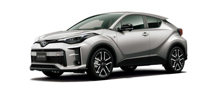 Toyota C Hr Gr Sport P