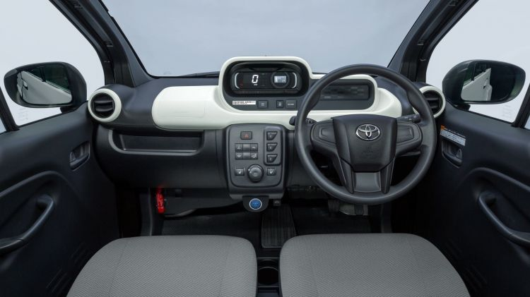 Toyota C Pod 17