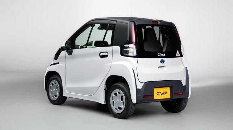 Toyota C Pod 18