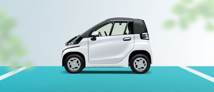 Toyota C Pod P
