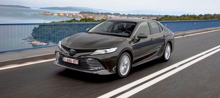 Toyota Camry Hybrid 2019 P