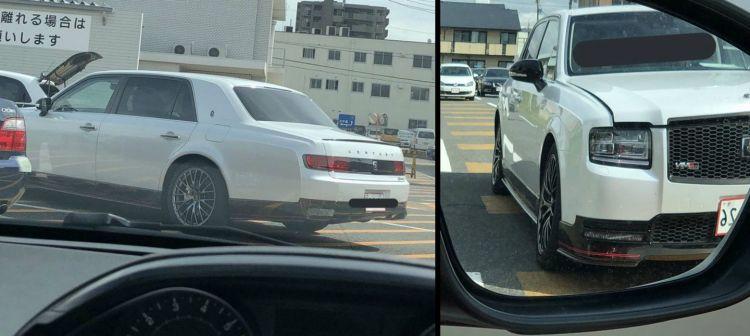 Toyota Century Grmn Adelanto