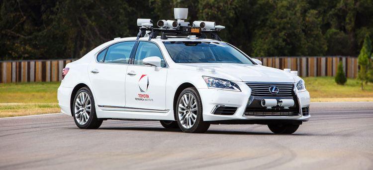 Toyota Chofer Guardian 17 Autonomo 2020