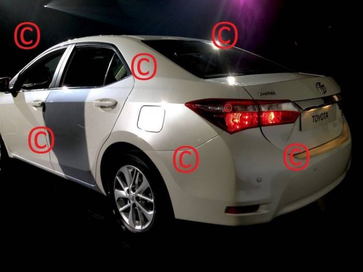 Así es el aspecto furioso del nuevo Toyota Corolla