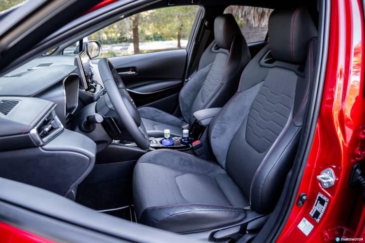 Toyota Corolla 2019 Interior 3
