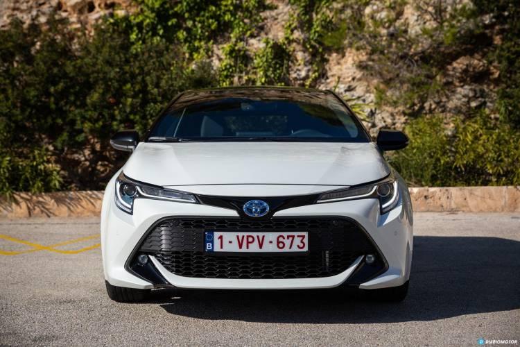 Toyota Corolla 2019 Prueba 11